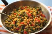 All American Vegetarian Succotash
