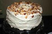 Almond Gateau