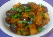 Indian Aloo Baingan
