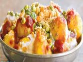 Aloo Chaat By Tarla Dalal