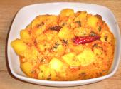 Indian Aloo Dum