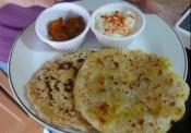 Potato Paratha