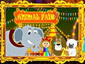 The Animal Fair - Nursery Rhyme For Kids