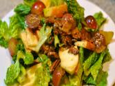 Apple Salad With Balsamic Vinaigrette