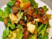 Apple Salad With Balsamic Vinaigrette
