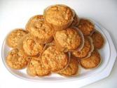 Apple Spice Whole Wheat Muffins