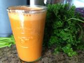 Parsley Carrot Apple Combo