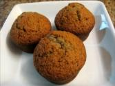 Applesauce Muffins