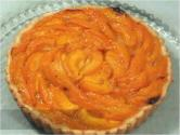 Apricot And Almond Paste Tart - Part 1: Crust