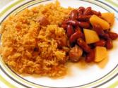 Arroz Con Salchichas (rice And Sausage)