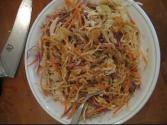 Christmas Cabbage Slaw
