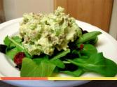Avocado-cheese Salad
