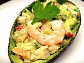 Avocado Shrimp Appetizer