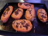 Vegan Twice Baked Sweet Potatoes