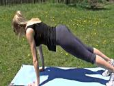 Full Body Backyard Workout