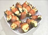Baked Jalapeno And Bacon Poppers