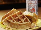 Bacon Brown Sugar Buttermilk Waffles