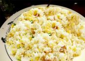 Rice And Egg Salad
