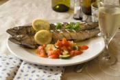 Flaming Mackerel Mediterranean