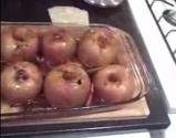 Baked Apples And Homemade Whip Cream - Part 2 : Making