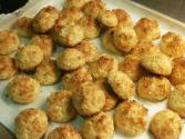 Coconut Curry Balls