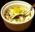 Baked Eggs In Cream