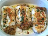 Baked Fish Filets