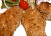 Healthy Baked Fried Chicken