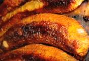 Breakfast Baked Plantains
