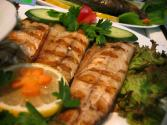 Baked Salmon With Citrus Juicies