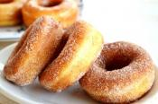 Baked Whole Wheat Doughnuts