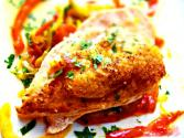 Simple And Easy Baked Chicken