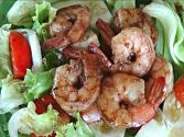 Balsamic Glazed Shrimp
