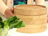 How To Use A Bamboo Steamer