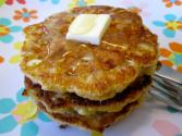Banana Corn Fritter