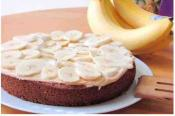 Banana-honey Cake