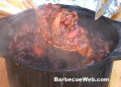 Barbecue Baked Beans With Bacon