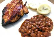 Barbecue Beans With Beef And Bacon