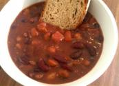Barbecue Bean Soup