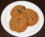 Barley Raisin Cookies