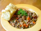 Old Fashioned Barley Soup