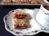 Raw Strawberry Bars