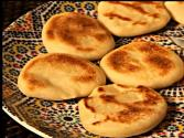Batbout - Cute Little Moroccan Breads