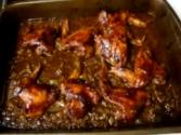 Jamaican Style Bbq Chicken