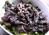  Barbecued Beef Korean Style