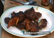 Country Style Barbecue Pork Ribs