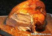 Bbq Roasted Turkey
