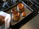 Baked Vol Au Vent Pastry Cases