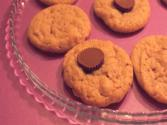 Peanut Butter Cookies (with A Twist!): Cookie Jar