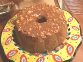 Moist And Chunky Snicker Pound Cake